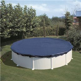 Cubiertas de piscinas redondas Ø730 cm