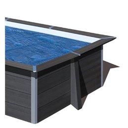 Cubiertas de piscinas cuadradas 275 x 275 cm