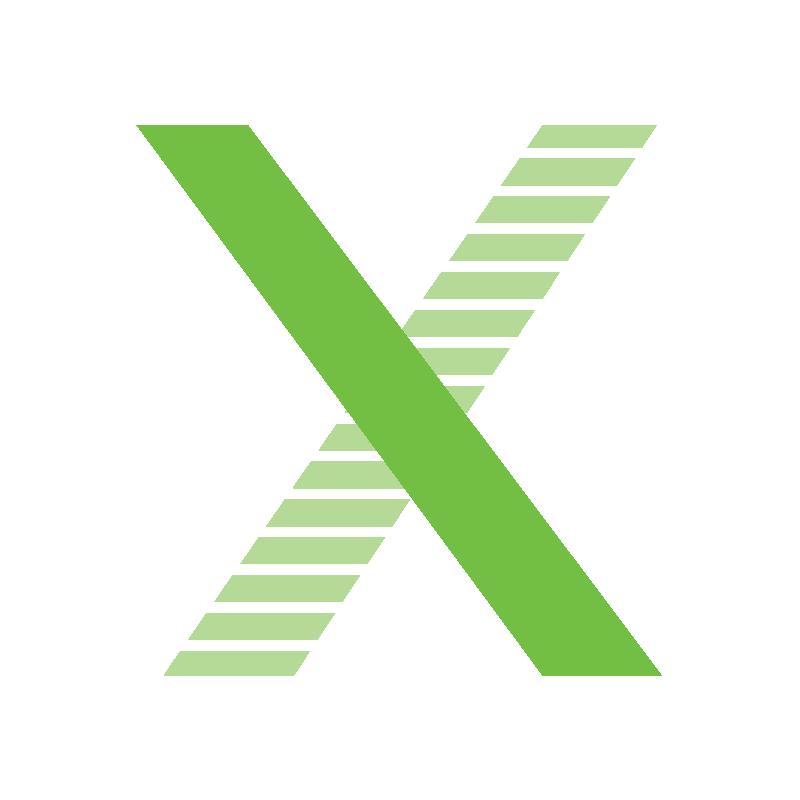 Foco exterior LED recargable.