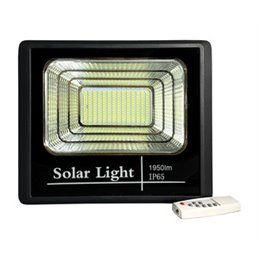 Foco LED exterior IP 65. Solar