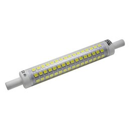 Bombilla LED lineal R7S, 118mm.