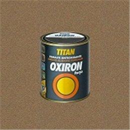 OXIRON FORJA DORADO 750ML TITAN