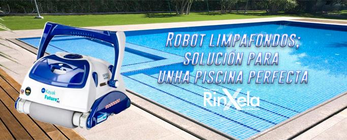 Escoller o robot limpafondos adecuado